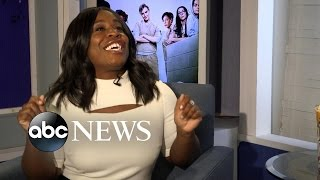 Uzo Aduba of 'Orange Is the New Black' Performs a Rap Medley