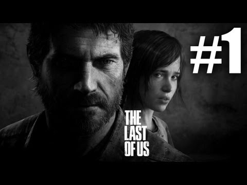 The Last Of Us Gameplay Walkthrough Playthrough Let's Play (Full Game) - Part 1 - Smashpipe Games