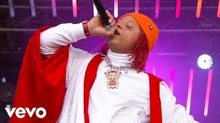 Trippie Redd - Topanga (Live From Jimmy Kimmel Live! / 2018)