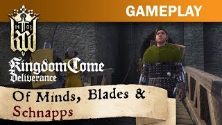 Kingdom Come: Deliverance - Of Minds, Blades and Schnapps! [4K ULTRA HD]