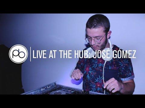 Live at the Hub: José Gómez (DJ Set)