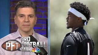 Kyler Murray believes in Cardinals; Sean McVay defends Jared Goff | Pro Football Talk | NBC Sports