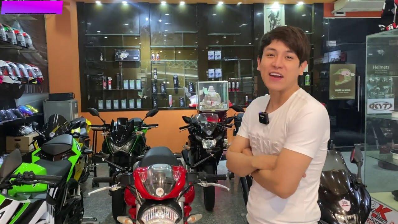 Có Nên Mua Xe Moto PKL Trả Góp | MinhBiker