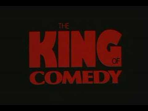 The King of Comedy'