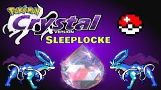 Pokemon Crystal Sleeplocke: Let's Do This! Road to 200 Subs!