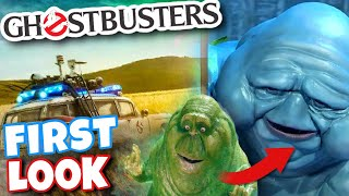Ghostbusters Afterlife (2021) First Look At NEW Ghost! (WTF)