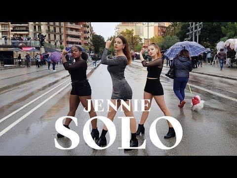 [KPOP IN PUBLIC RAINING CHALLENGE] | JENNIE (제니) - SOLO (솔로) Dance Cover [Misang] (One Shot ver.)
