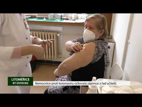 Nemocnice proti koronaviru očkovala zájemce zřad učitelů