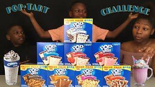 POP•TART taste test challenge!!!
