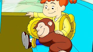 Curious George 406 | Guest Monkey | Full Episode | HD | Cartoons For Children