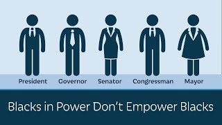 Blacks in Power Don't Empower Blacks