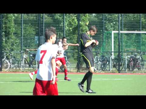 Tor von Yannick Fischer (FC Eintracht Norderstedt, U14 C-Jugend) | ELBKICK.TV