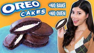 I Tried Cooking Satisfying Oreo Dora Cakes