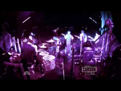 M83 - Steve McQueen Live on Last Call with Carson Daly [Eng Subtitle]