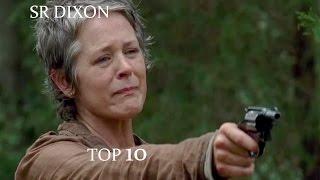 TOP 10 mortes mais triste de The Walking Dead