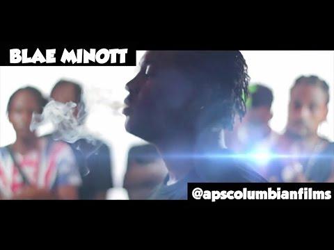 Blae Minott - Up it Up Again