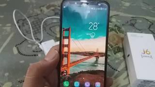 Samsung J6 (4GB/64GB)  Review Hindi: Infinity Display‎