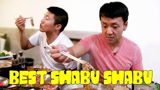 Best Shabu Shabu(Japanese Hot Pot) in Los Angeles - Food Adventure!