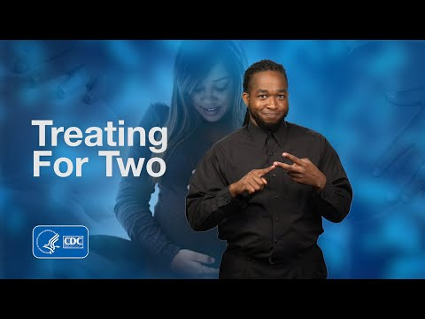 Treating for Two Basics - American Sign Language