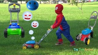Blippi Videos For Children Lawn Mower And More Videos