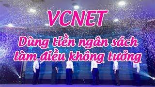 """Mạng xã hội VCNET có phải là """"vẽ dự án"""" để tiêu tiền ngân sách ?"""