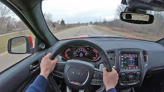 2020 Dodge Durango SRT - POV Test Drive (Binaural Audio)