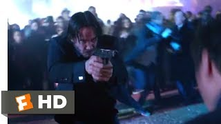 John Wick: Chapter 2 (2017) - Concert Fight Scene (3/10) | Movieclips