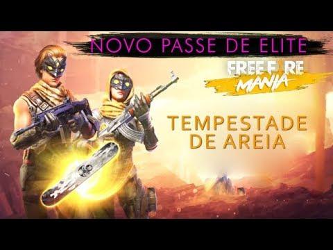 Trailer Oficial do Novo Passe de Elite de Agosto: Tempestade de Areia