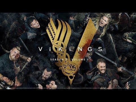 Vikings Sæson 5 vol 1 - Nu på DVD, Blu-ray & Digitalt