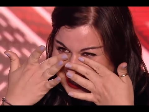 She TOUCHED Simon's HEART & Made Judges CRY