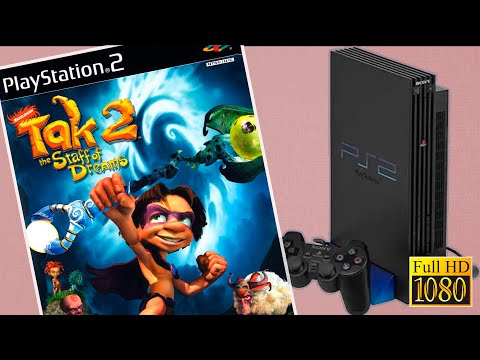 Playstation 2   TAK 2  The Staff of Dreams   Gameplay 1080p.