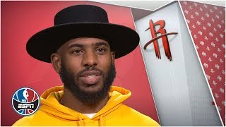 Chris Paul opens up about Houston Rockets' up-and-down 2018-19 season l NBA Sound