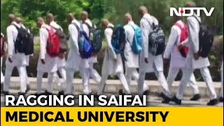 Ragging: 150 medical college students in UP forced to shav..