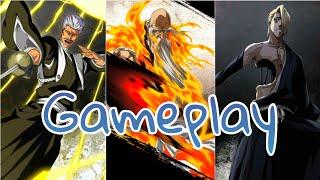 Manga's Round 12 Gameplay