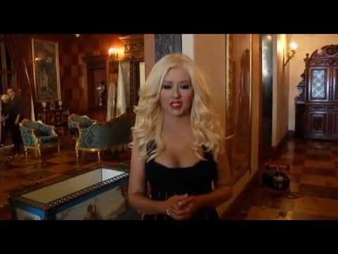 Christina Aguilera Feat Alejandro Fernandez Hoy Tengo Ganas De Ti (Behind the Scenes)