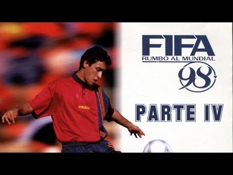 FIFA: Road to World Cup 98 (1997) - PC - Parte 4