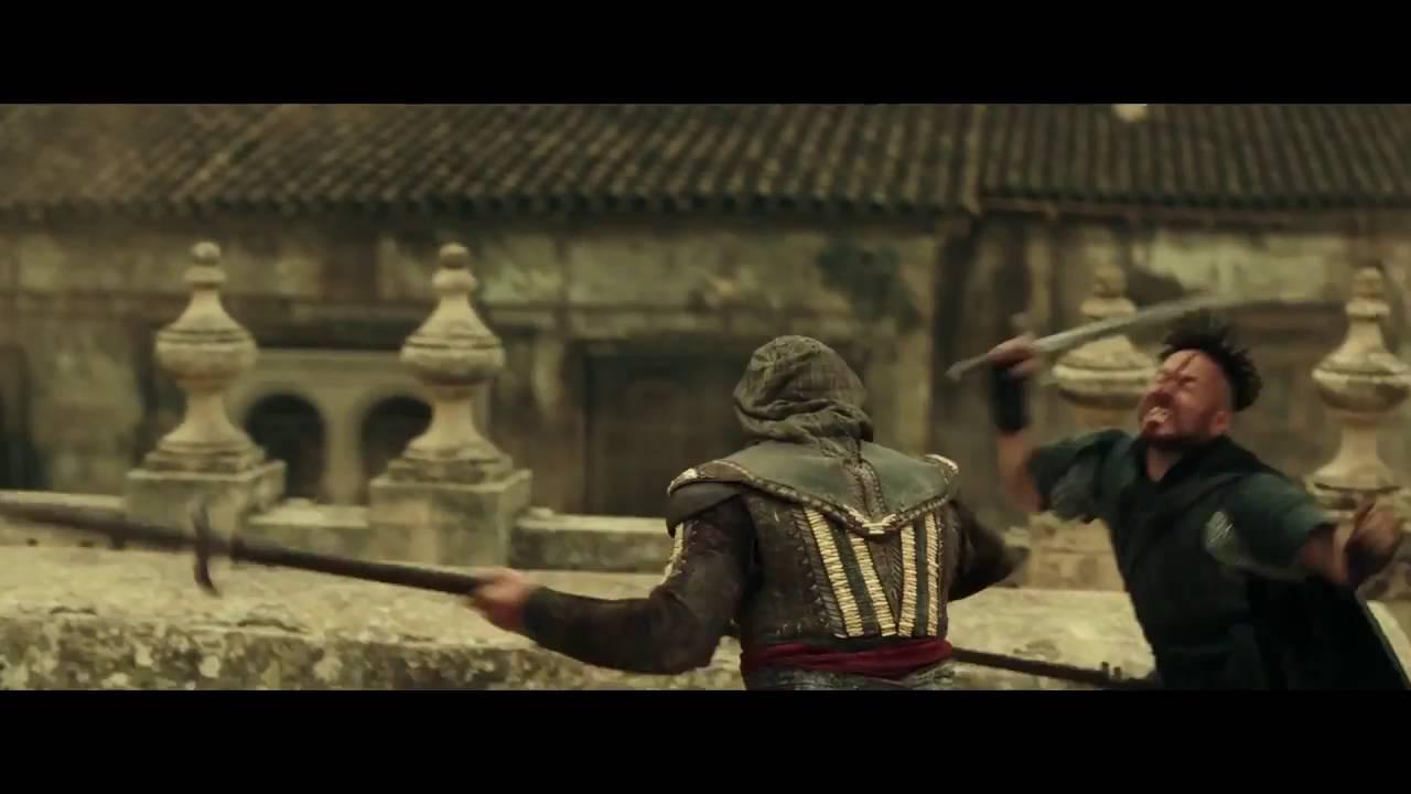 Assassin's Creed (2016) Трейлър
