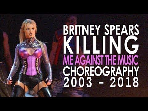 Britney Killing the