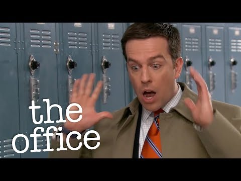 Andy is Dating a Highschooler  - The Office US