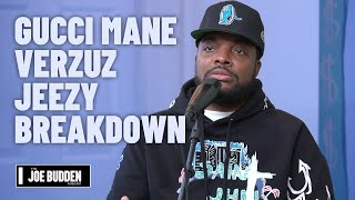 The Gucci Mane Verzuz Jeezy Breakdown | The Joe Budden Podcast