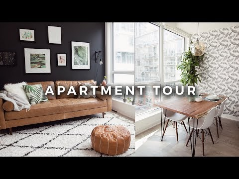 MY APARTMENT TOUR!