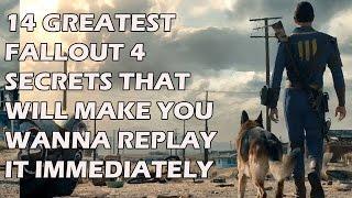 14 Greatest Fallout 4 Secrets That Will Make You Wanna Replay It Immediately