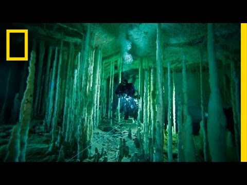 National Geographic Live! - Mapping the Unknown, Part 1: Kenny Broad