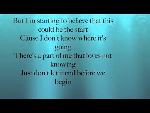 Daughtry - Start Of Something Good Lyric Video