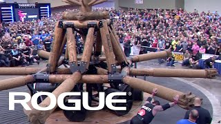 2019 Arnold Strongman Classic | Rogue Wheel of Pain - Full Live Stream Event 3