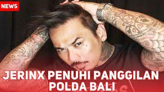 Jerinx Penuhi Panggilan Polda Bali