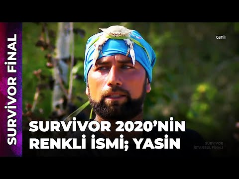 YASİN'İN SURVİVOR 2020'DE YAŞADIKLARI | Survivor 2020