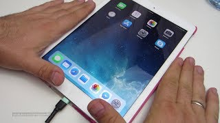 iPad Won't Turn ON or Charge Fixed