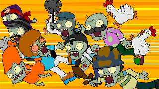 Plants vs Zombies Animation Really Not Heroes