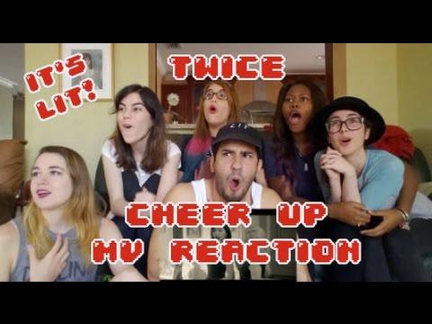 AKA REACTS! TWICE(트와이스) CHEER UP MV Reaction